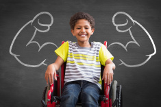 stock-photo-73791857-composite-image-of-cute-disabled-pupil